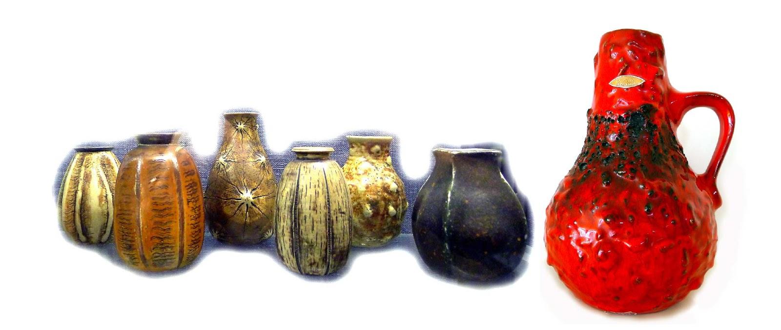 Ceramics conversations from vallauris to fat lava ceramic left martin brothers c1900 right kreutz keramik 1970s reviewsmspy