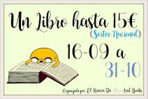 """Sorteo en """"El Rincón de Alice And Books"""""""