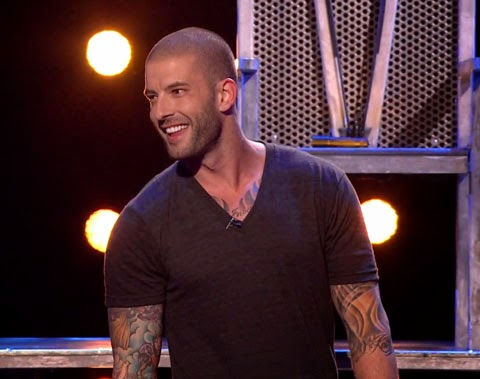 Britain's Got Talent hunk magician Darcy Oake - for his next trick can we see him naked?  Maybe make his clothes disappear?