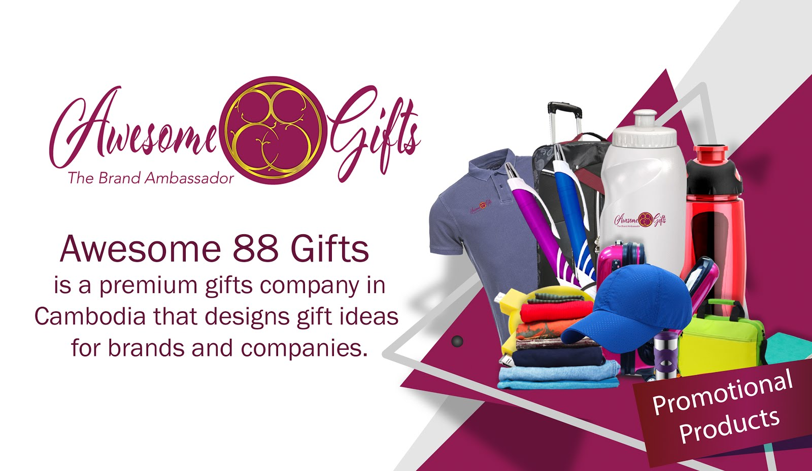 Awesome88gifts Promotional Items Suppliers Cambodia