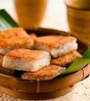 Kue Wingko khas Jawa Tengah
