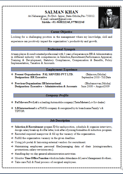 difference between resume cv and biodata