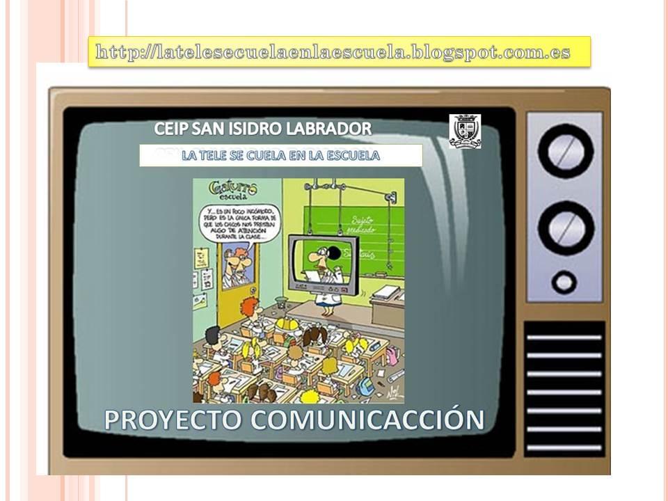 "PROYECTO                           ""COMUNICACCION"""