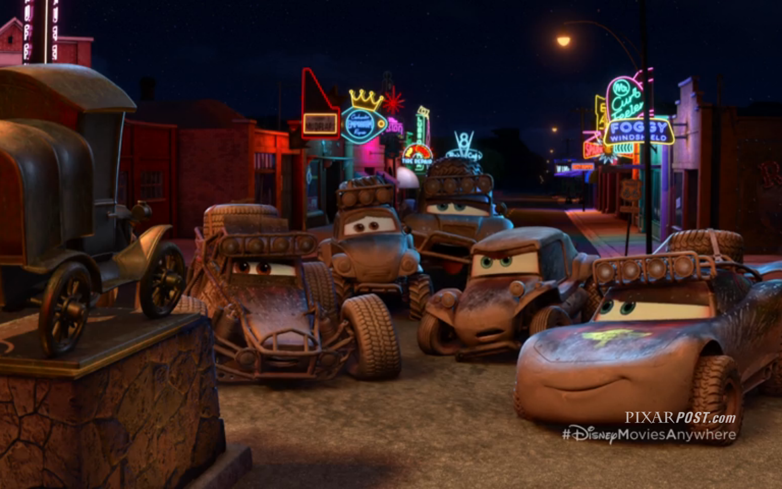 our exclusive review of radiator springs 500 u00bd