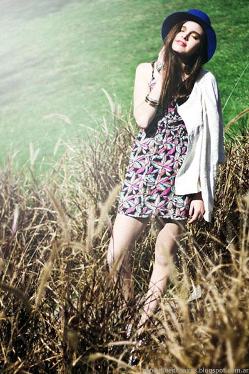 SantaOsadía primavera verano 2015 moda juvenil.