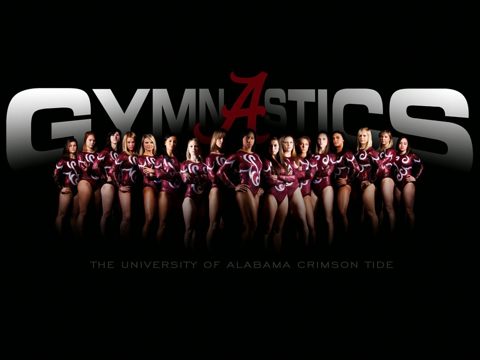 Alabama Crimson Tide  - Cheerleaders