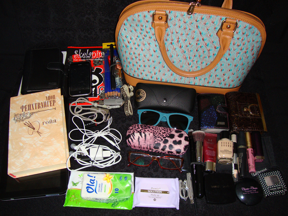 What's in Your Bag, LIVE, Lisette