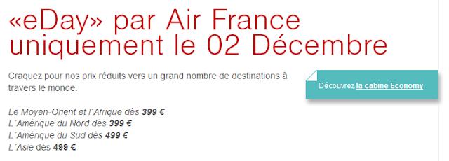 Air France Cyber lundi