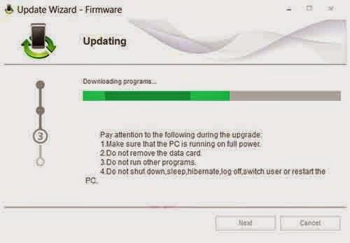 Cara Unlock Modem BOLT 4G Huawei E5372s