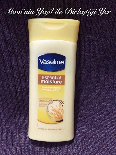 Vaseline Essential Moisture Vücut Losyonu