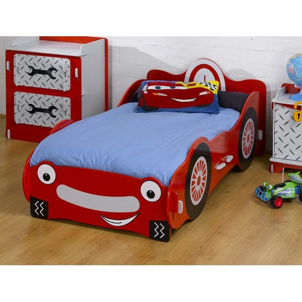 The Perfect Novelty Bed KidSaw Racing Car Bed