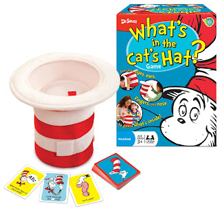 dr suess whats in the cats hat game sale
