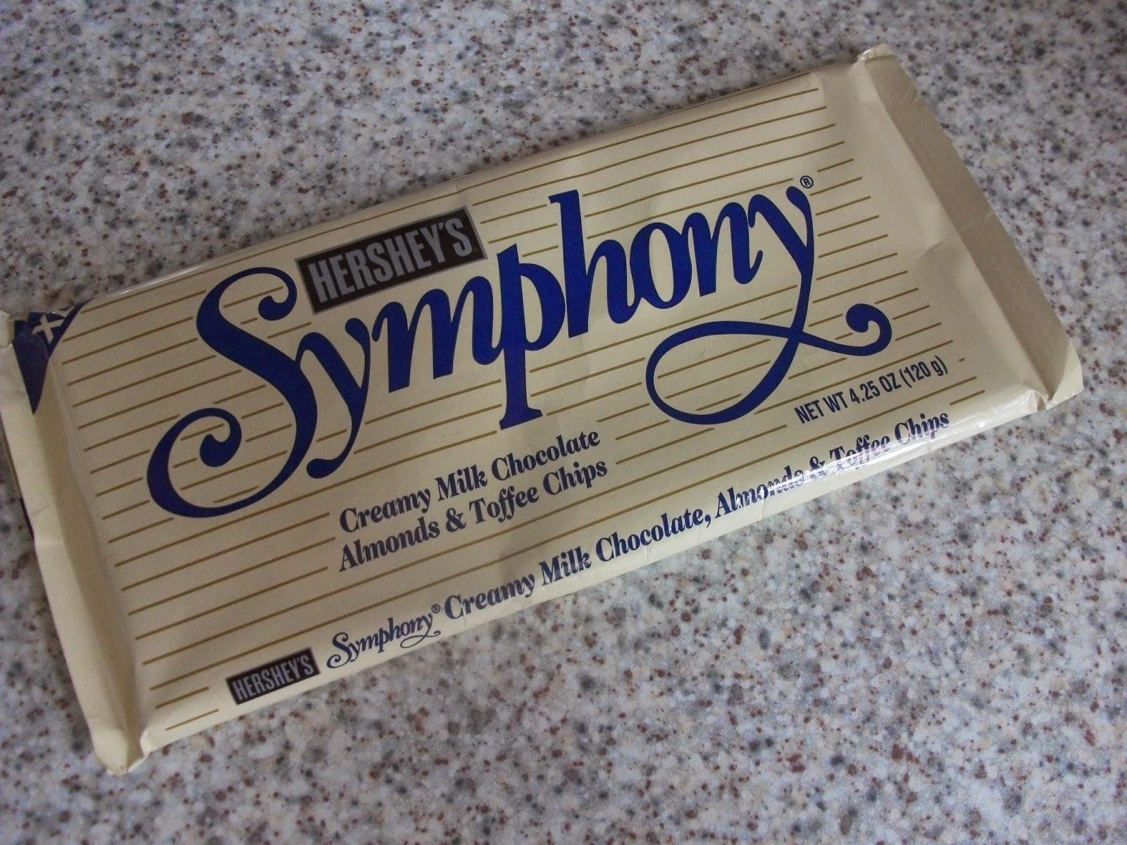 Dark Chocolate Symphony Bar
