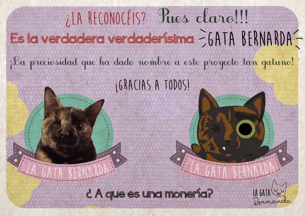 La Gata Bernarda