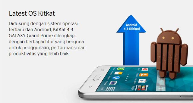 Kelebihan Samsung Galaxy Grand Prime