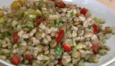 Buğday Salatası - Videolu Anlatımı