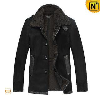 Men Lamb Fur Jacket