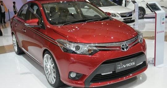 Jual Mobil Bekas, Second, Murah: Harga Toyota New Vios ...
