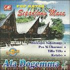 CD Musik Album Pop Batak Sepanjang Masa (Alai Dogemma)
