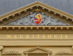 Brasão de Armas de Maurício de Nassau