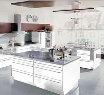 8 fotos de cocinas color blanco ideas para decorar - Le 5 migliori cucine ...