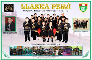 Josecor y el Grupo Llazka Perú del colegio Manuel Pardo