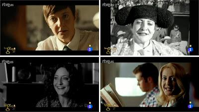 Eva Hache pararodia a las películas candidatas al Goya