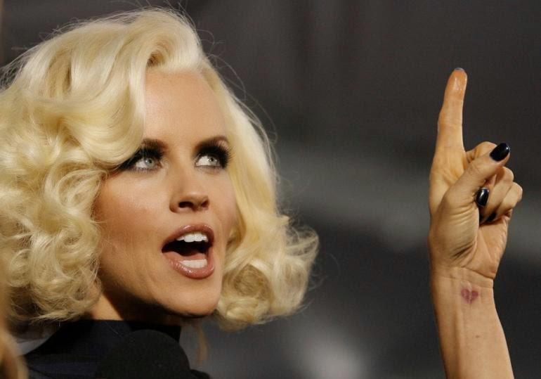 Nude photos of jenny mccarthy pic 33