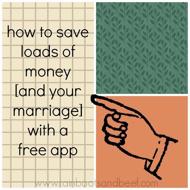 marriage money advice