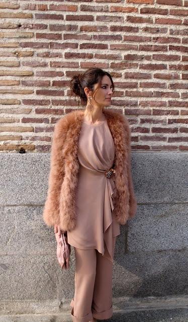 Eugenia Silva, de boda con Armani