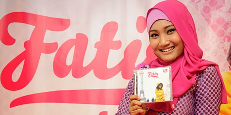 Download Fatin Shidqia Lubis merilis Album Perdana