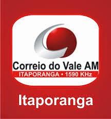 Rádio Correio do Vale AM 1590,0 Itaporanga PB