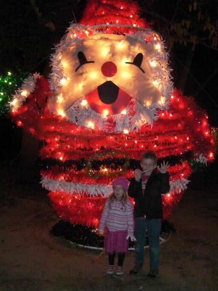River Region Family: Montgomery Zoo Christmas Lights Festival