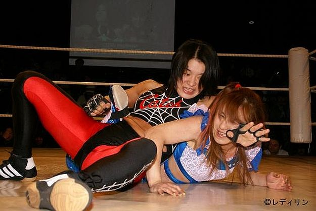 Mariko Yoshida vs Yoko Yamada