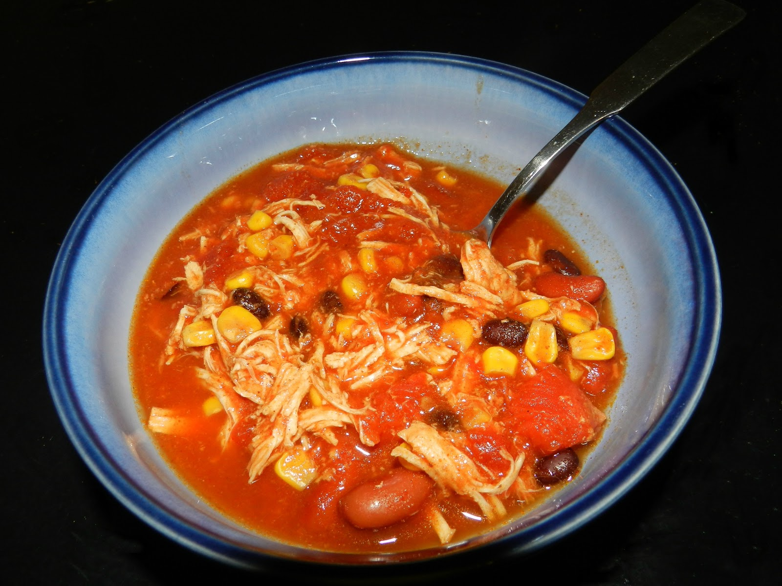 More Than Just A Casserole: Chicken Taco Chili