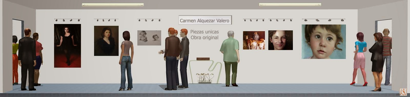 "<img src="" http://3.bp.blogspot.com/-nxaKPFeCpyA/U5ROZVstXKI/AAAAAAAAZX8/6o1ZENjFz2A/s1600/sala_de_exposicion_de_carmen_alquezar_valero.jpg"" alt=""Sala de Exposición virtual de pinturas y retratos de Carmen Alquezar Valero""/>"