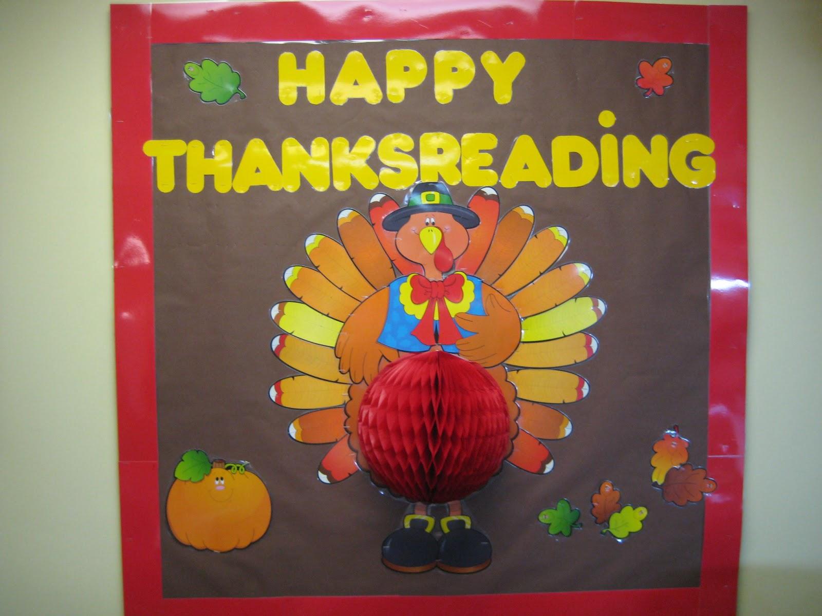 Decorating Ideas > Lorris School Library Blog Fall  Thanksgiving  Back To  ~ 073412_Thanksgiving Library Decorations