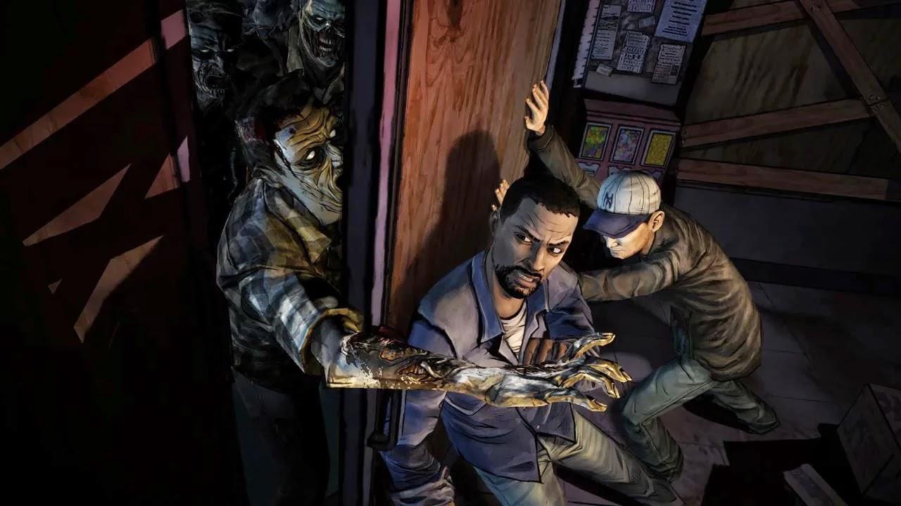 The Walking Dead: Season One v1.05