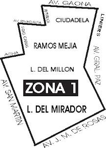 Zona de Cobertura 1