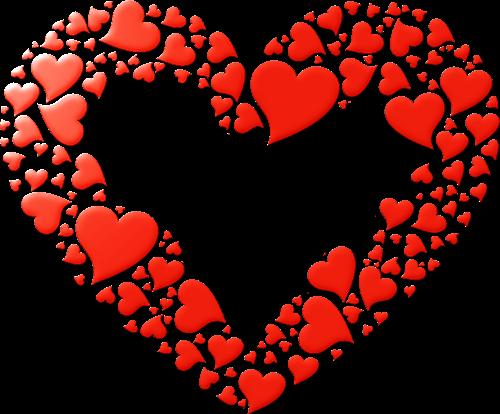 Corazones hearts decoraciones san valentin for Decoracion de pared para san valentin