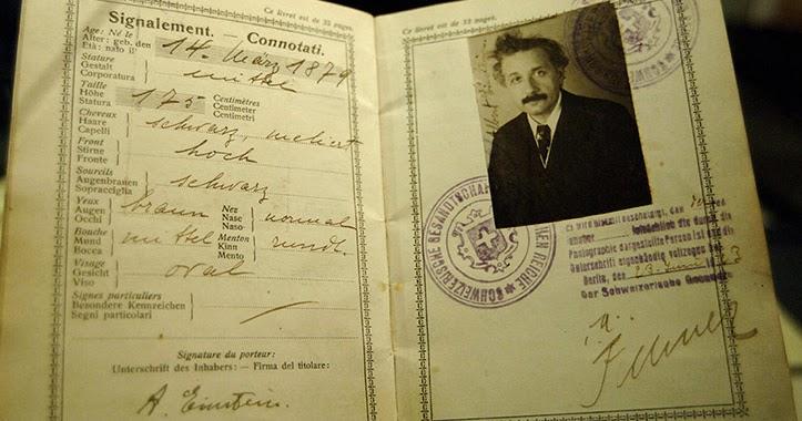 Rare Passport photographs of celebrities(16 Pics)