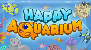 Jugar Happy Aquarium en Facebook