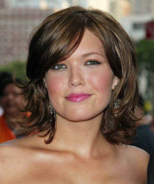 Hairstyle Square Face : Medium Hairstyles For Square Faces Pictures 3 LONG HAIRSTYLES