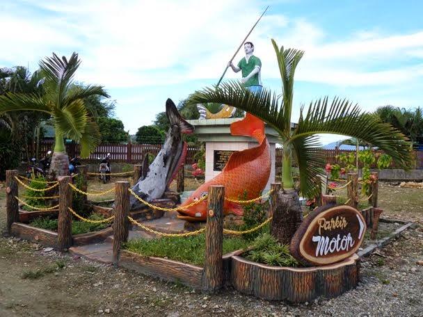 Wisata Pemancingan AWPH Koya Barat