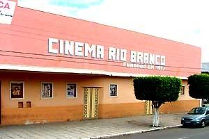 CINE RIO BRANCO O MAIS ANTIGO EM ATIVIDADE NO BRASIL DESDE 1917