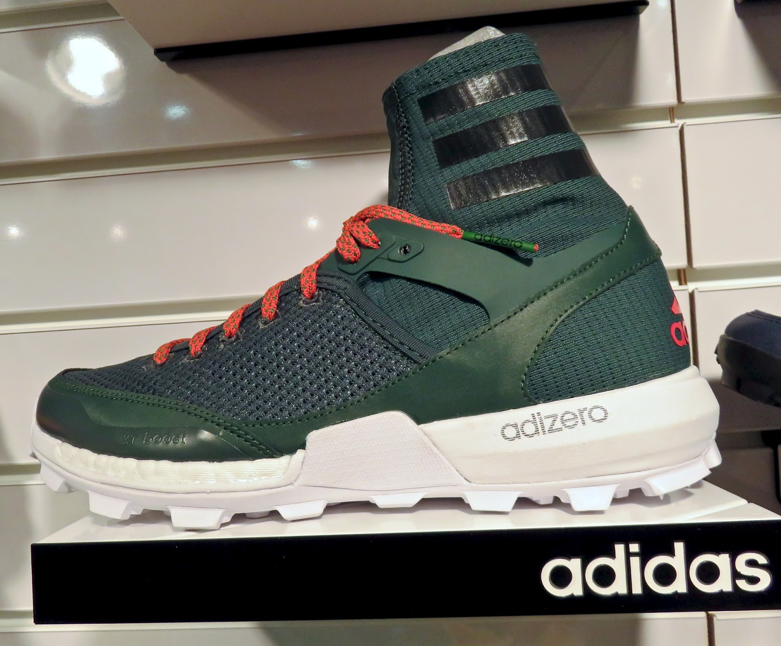 ADIDAS OUTDOORS -7 Footwear Styles- Fresh Updates: Trails+Street: Spring'16
