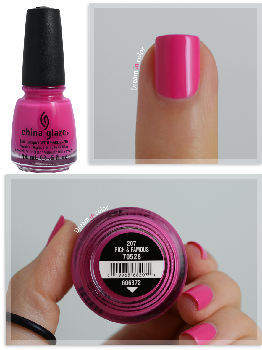 China Glaze Rich & Famous