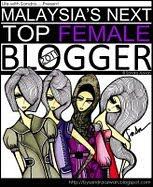 Malaysia's Next Top Female Blogger