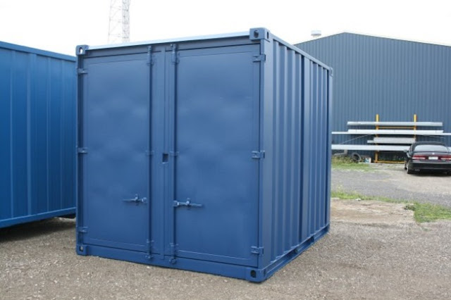 on site storage containers