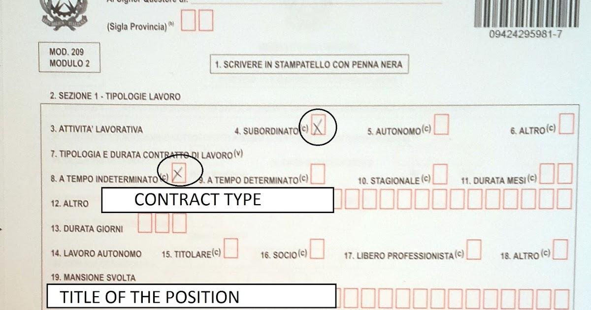 Portaleimmigrazione it permesso for Rinnovo permesso di soggiorno lavoro subordinato documenti necessari